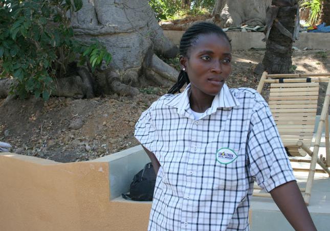 En stuepiges oplevelser på hotel i Gambia